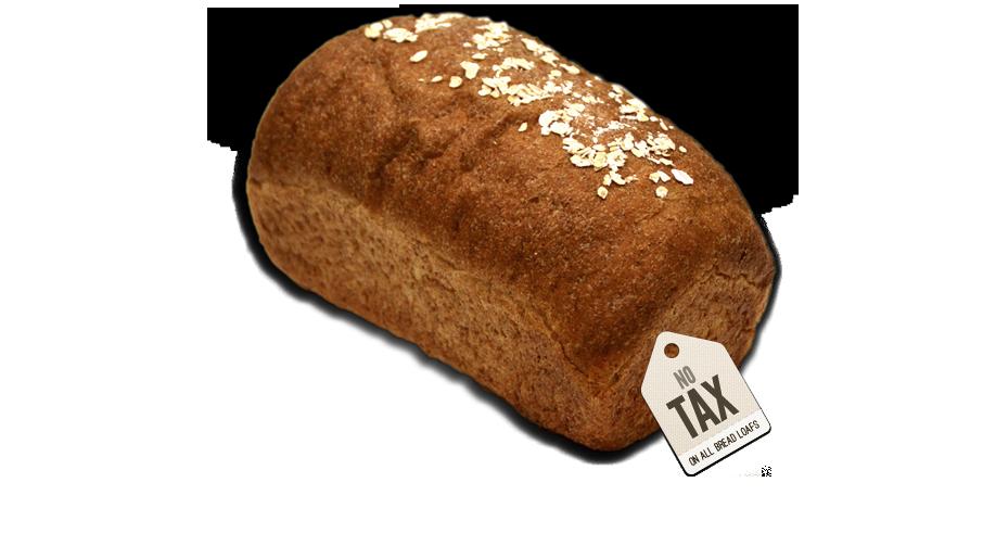 Whole Wheat Oat  Bran Loaf
