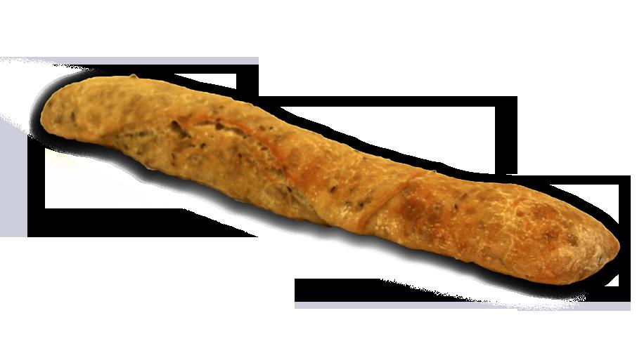 Fennel  Sourdough Baguette