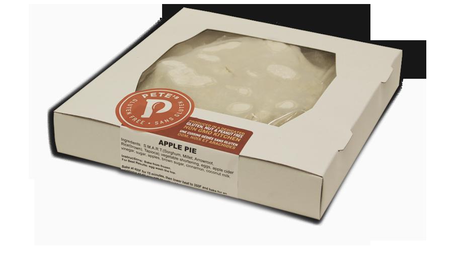 GF Apple Pie (Frozen)