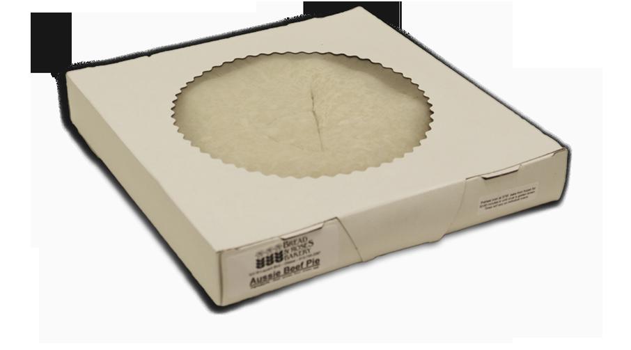 Aussie Beef Pie (Frozen)