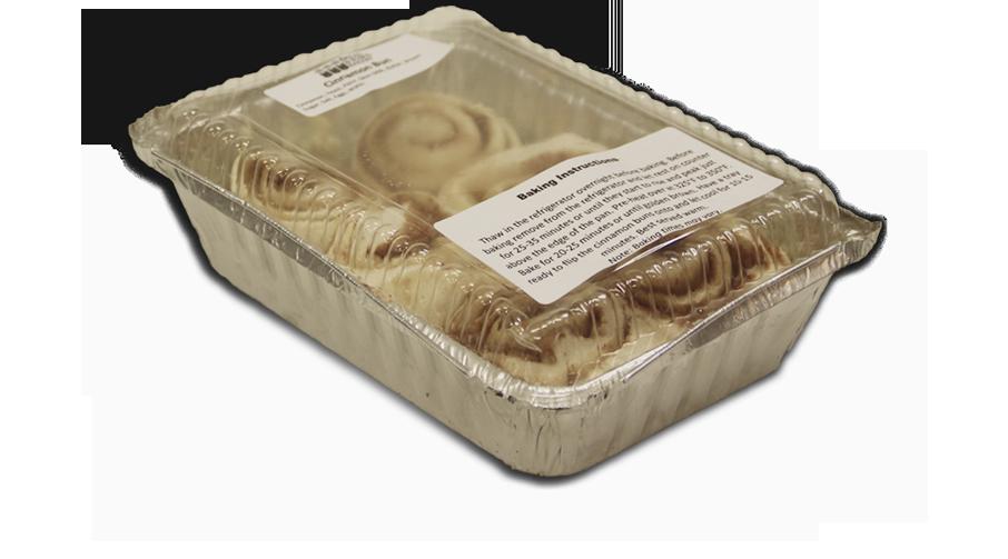 Cinnamon Rolls (Frozen)